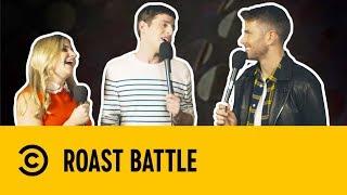 Joel Dommett & Alex Edelman with Harriet Kemsley | Post Roast | Roast Battle
