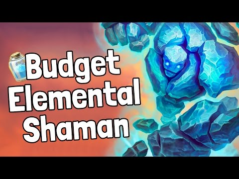 Budget Elemental Shaman Deck Guide - Hearthstone