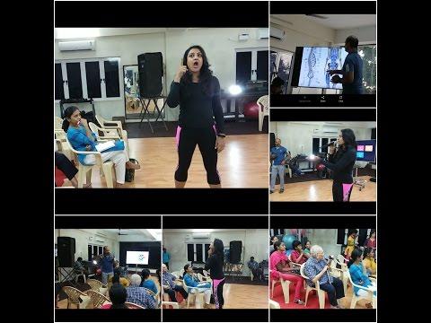 Workshop on Vocal Fitness