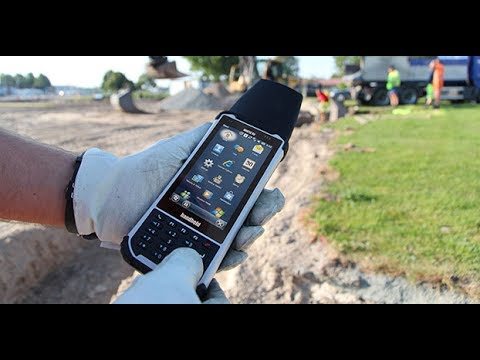 HOW TO TOPO SURVEY IN YOUR MOBILE AMAZING APP