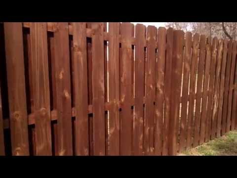 What Is A Shadow Box Fence - In My Opinion