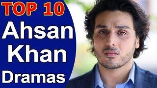 Top 10 Best Ahsan Khan Dramas List