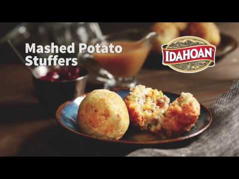 Idahoan® Mashed Potato Stuffers