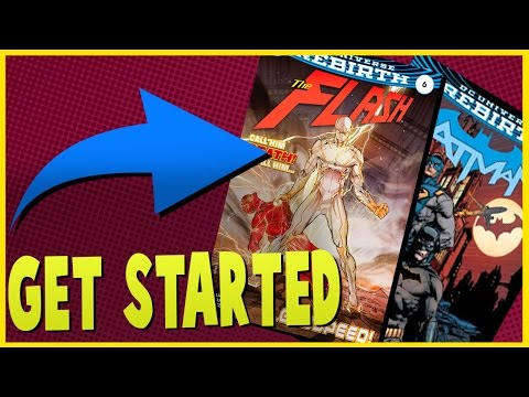 How to Get Started Reading Comics That Have Been Running For Decades