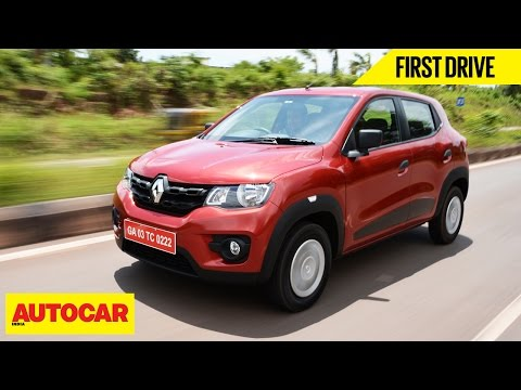Renault Kwid | First Drive | Autocar India
