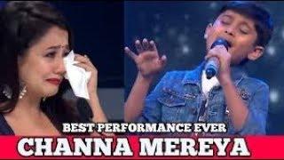Shreyan best Performance Ever | Channa Mareya | Saregamapa Lil Champs 2018