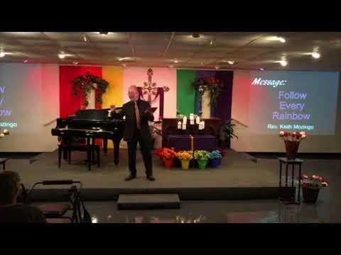 MCCBR 06-18-17 Message: Follow Every Rainbow