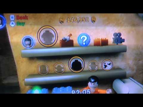 how to unlock darth vader in lego star wars the complete saga lego