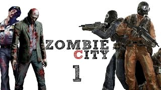GTA 5 FILM ITA - ZOMBIE CITY - EP 1