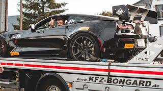 "NOT AGAIN! ""Bongard'ed"" Sub-7 Corvette"