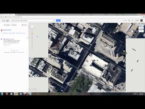 How to know a coordinate in Google Maps