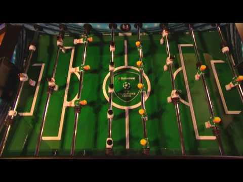 Heineken Table Football Tricks