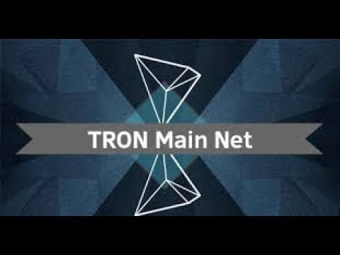 Tron Mainnet Launch Followed By Dump In Price