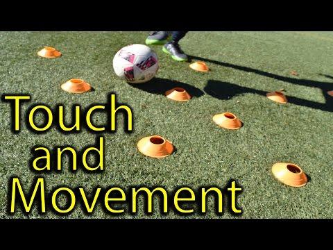 Soccer Movement Drills