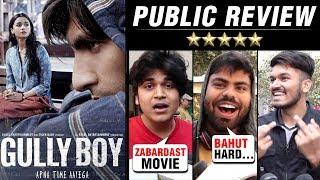 Gully Boy DHAMAKEDAAR Public REACTION   ⭐⭐⭐⭐ Ranveer Singh, Alia Bhatt, Zoya Akhtar