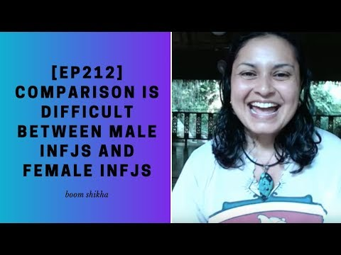 Male INFJs Vs Female INFJs - How Do We Compare?