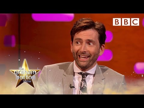 David Tennant had early intel of the new Doctor Who star | The Graham Norton Show