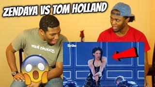"Download Tom Holland's ""Singing in the Rain"" & ""Umbrella"" vs. Zendaya's ""24k Magic""   Lip Sync Battle"