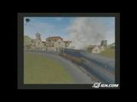 Railroad Tycoon 3 PC Games Gameplay