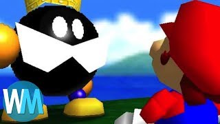 Top 10 Pathetically Easy Bosses In Video Games