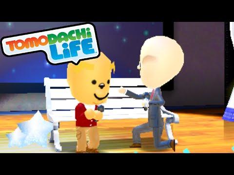 Tomodachi Life 3DS Slender Man Song, Mario Loves Peach Gameplay Walkthrough PART 19 Nintendo