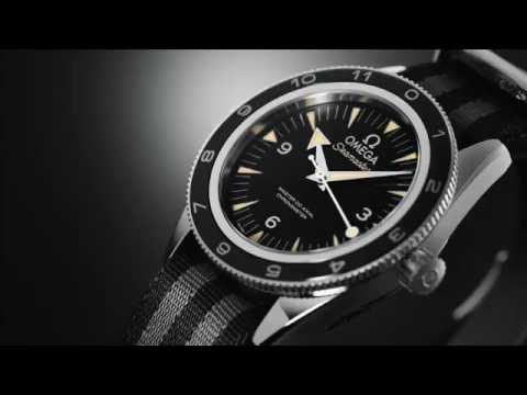 The OMEGA Seamaster 300 SPECTRE Limited Edition   James Bond 007's watch