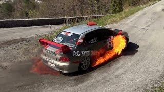 Best of rally 2015 [HD] Show Crash  Mistakes pure sound rallye
