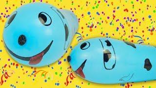 Download Шарики сюрпризы с игрушками для малышей. Игрушкин ТВ Video