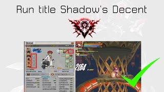 [elsword] Tip Do Title Shadow