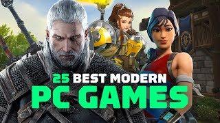 25 Best Modern PC Games - Fall 2018 Update