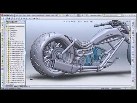 Part 2: Design FusionWeld 2012 Chopper