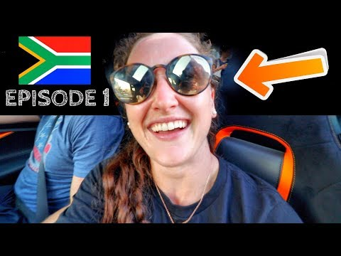 South Africa with Tia-Clair Toomey  - Episode 1