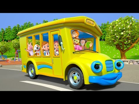 Xxx Mp4 Wheels On The Bus Kindergarten Nursery Rhymes For Kids Cartoons For Children Little Treehouse 3gp Sex