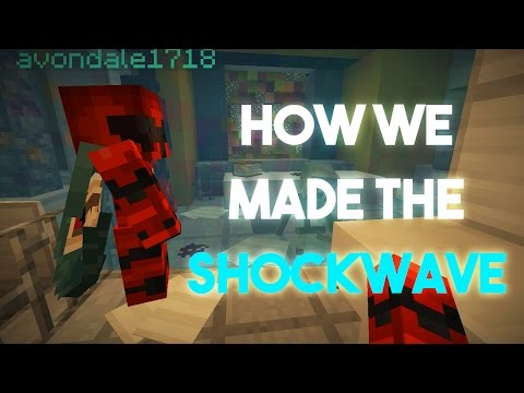 Terra Swoop Force - How we made the Shockwave (1 year anniversary!)