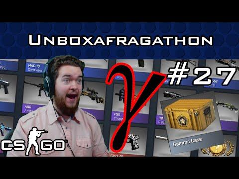 Unboxafragathon - Gamma Case SPECIAL