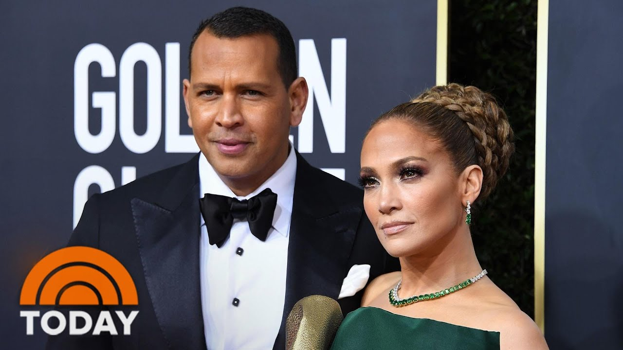 Jennifer Lopez And Alex Rodriguez Announce Breakup | TODAY