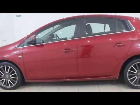 USED  FIAT BRAVO 2.0 MULTIJET SPORT 5DR 165 BHP