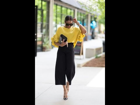 The Best Outfits and Fashionable Ideas of May 2018. Compilation.