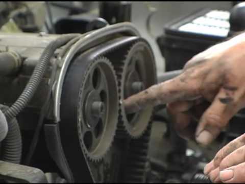 How To Replace Your Timing Belt - AutoZone Car Care