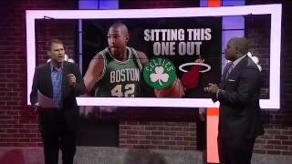 Boston radio guy rips Al Horford for missing a game after his daughter