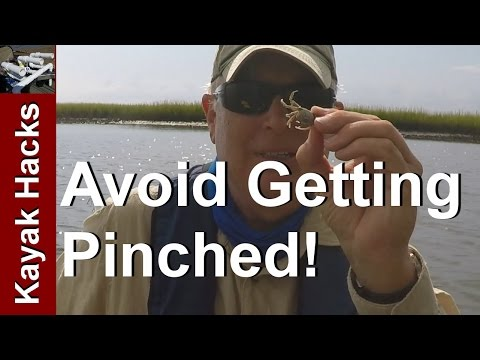 Fishing Tip on How to Rig Fiddler Crab while Kayak Fishing