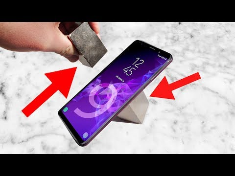 Insane 1200 LB Neodymium Magnets vs Galaxy S9! Can It Survive?