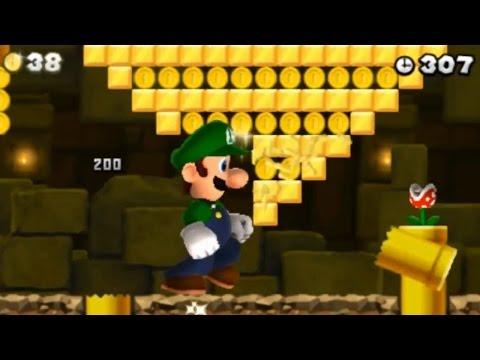 New Super Mario Bros 2 - All Power-Ups