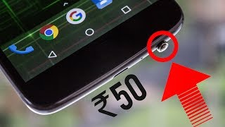 5 AMAZING Smartphone Gadgets under 50 Rupees !