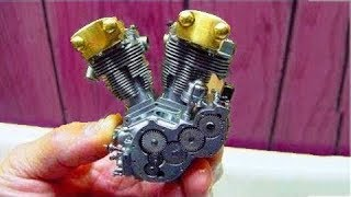 MOST POWERFUL ENGINES From 1 TO 16 CYLINDERS