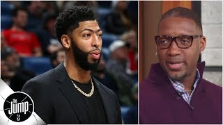 Is the Anthony Davis trade to the Lakers off the table? | The Jump