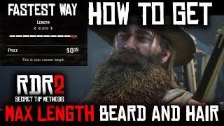 Red Dead Redemption 2 Arthur Morgan S Beard Growth Videos Ytube Tv