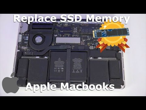 How To Replace SSD HardDrive on Macbook Pro/Air | OWC 1.0TB Aura SSD Review