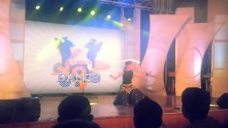 Anupama Bhat - Dance Superstar Winner 2012-13