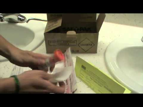 How to Submit a Stool Sample for Testing